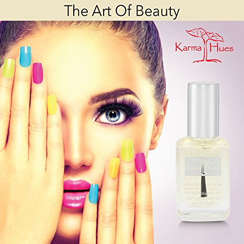 Karma Organic Avocado Cuticle Oil with Lavender Nail Treatment Non-Toxic Vegan Cruelty-Free by Karma Organic Spa (Image #2)