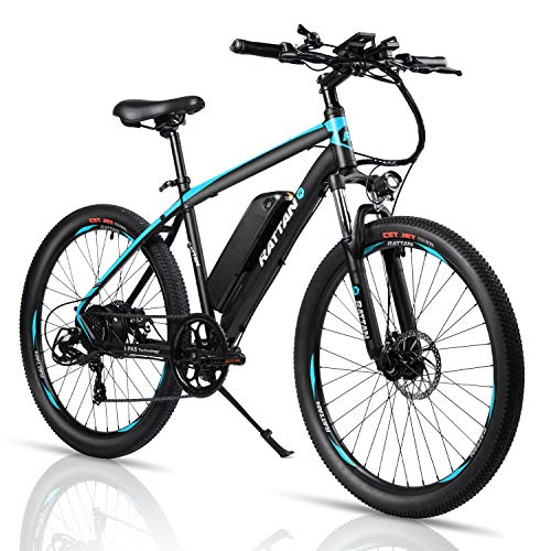 DSBL 26 inch Electric Mountain Bicycle Shimano 7 Speed EBike 36V 10.4Ah Samsung Lithium Battery 350W Electric Bike 26 Adult Assisted Aluminum E-Bike