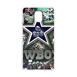 NFL Dallas Cowboys Phone Case for Samsung note4