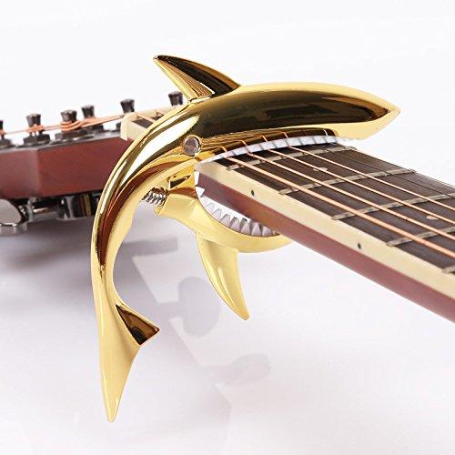 Elecguru Guitar Capo Acoustic Single