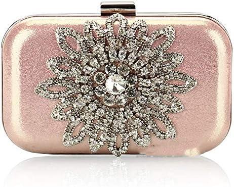 女性のラインストーンのイブニングバッグ、女性のファッションバッグ、新しいダイヤモンドのクラッチ 輸入ハードウェアクラシック 美しいファッション