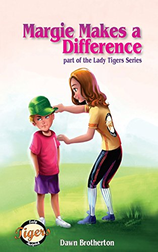 Margie Makes a Difference (Lady Tigers) (Volume 2)