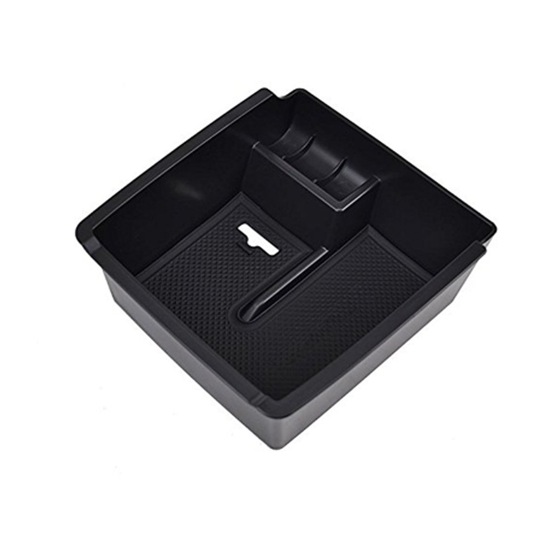 LITTOU Mittelkonsole Armlehne Aufbewahrungsbox Handschuh Box Einsatz Organizer Tablett Zubeh/ör