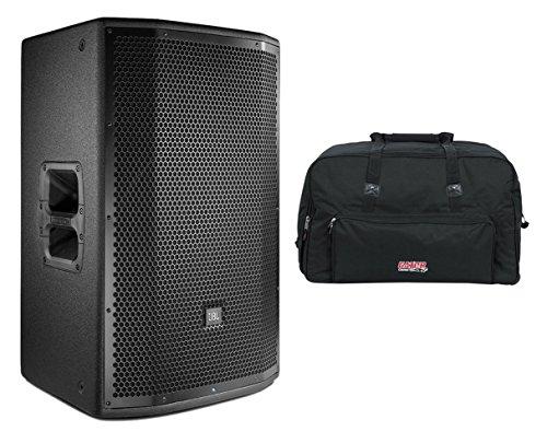 """JBL PRX815W PRX 815 1500 Watt Powered 15"""" Active Speaker + Bag w/Wheels"""