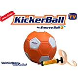 KickerBall by Swerve Ball - The Ball that Bends, Curves, and Swerves