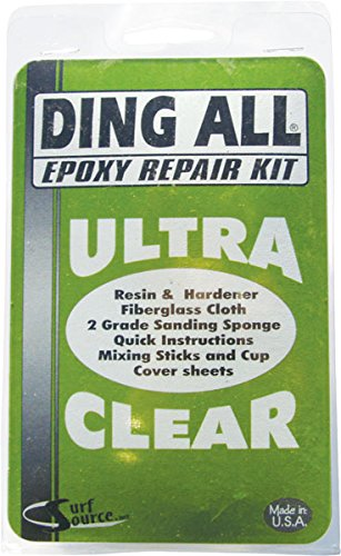- Ding All Epoxy Repair Kit