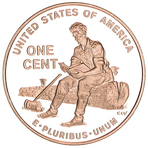 2009 S Lincoln Formative Years Cent Gem Deep Cameo Proof Penny