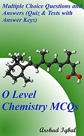 O Level Chemistry MCQs: Multiple Choice Questions and Answers ...