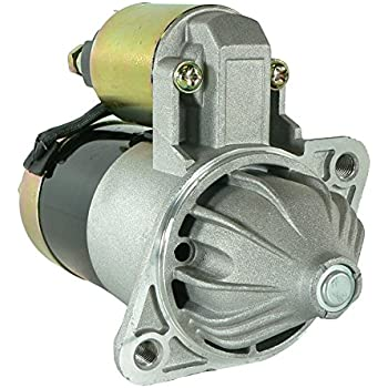 DB Electrical SMN0001 Starter (Fits Dodge 2000Gtx 2000 Gtx 2.0L 89 90 R099667M)