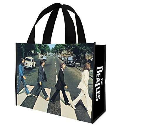 The Beatles Abbey Road Large Recycled Shopper Tote ()