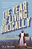 The Year of Living Biblically