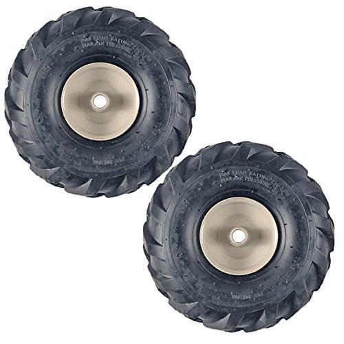 Troy-Bilt Cultivator Replacement Wheel Assemblies # 934-04453-2PK
