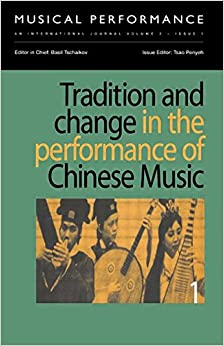 Tradition & Change Performance (Musical Performance)