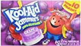 Kool-Aid Grape Jammers 10 pk (Pack of 4)