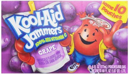 kool aid juice pack - 8