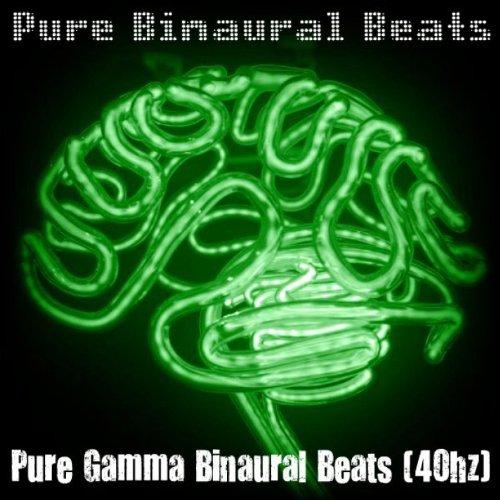 Pure Gamma Binaural Beats  40Hz