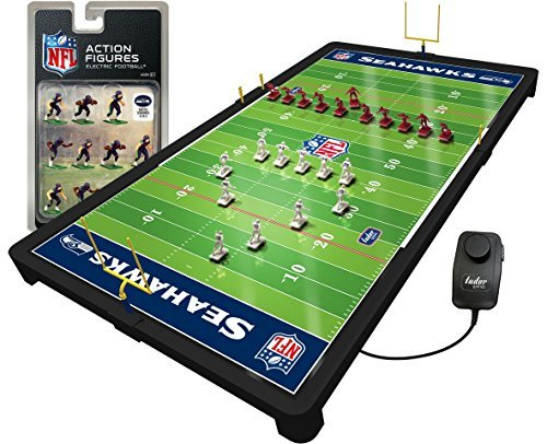 Seattle Seahawks Seahawks NFL Electric Deluxe Electric Football Game [並行輸入品] B07F8J9Q2N B07F8J9Q2N, 着物 卸直営店 京都マルヒサ:82e13ac6 --- imagenesgraciosas.xyz