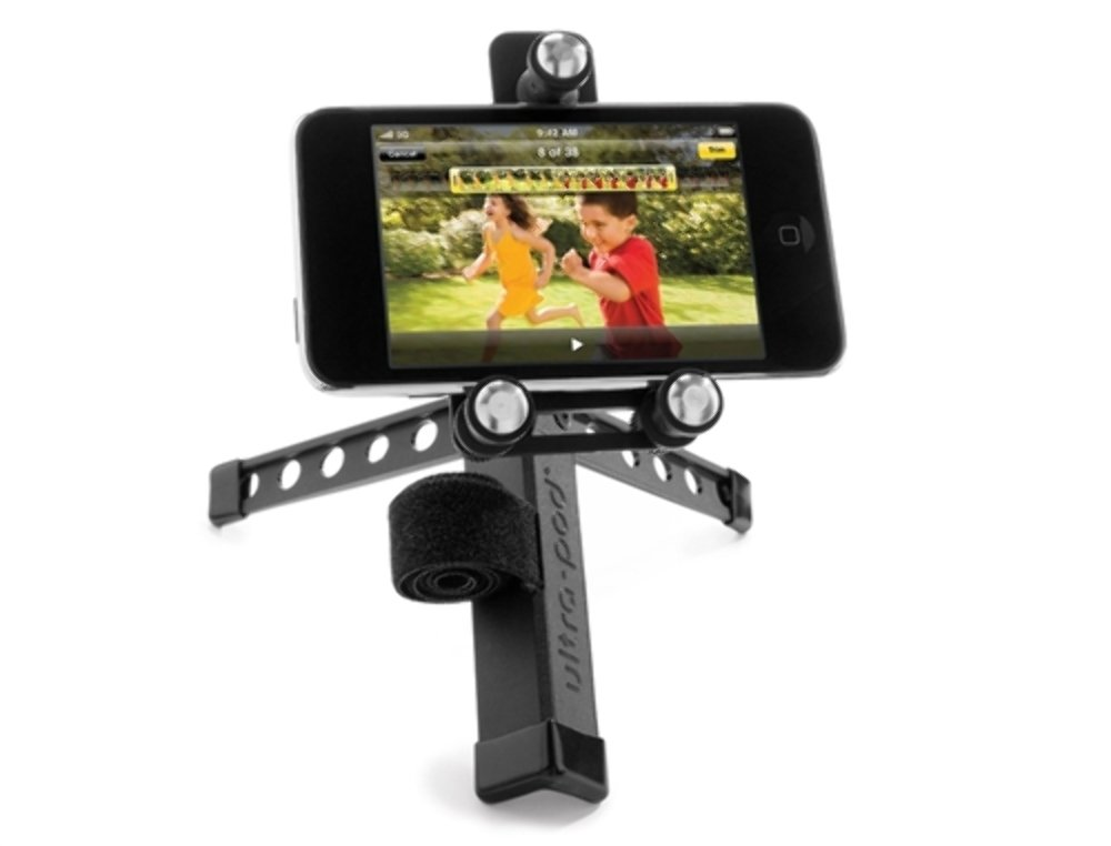 PEDCO CellPod Tripod with Clamp for iPhone or Smartphones