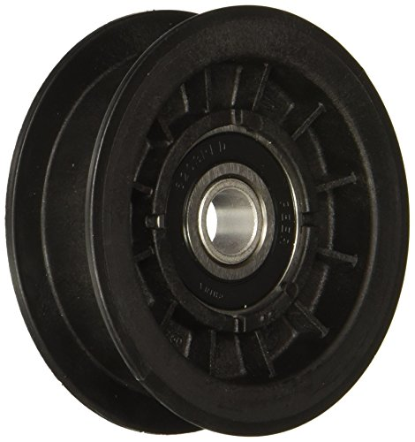 Maxpower 7978 Flat Idler Pulley Replaces Murray 421409, 91179 and Stiga 1134-4686-01