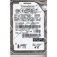 P7214 Dell Hitachi Travelstar 40 GB 2.5 5400 RPM IDE Hard Drive