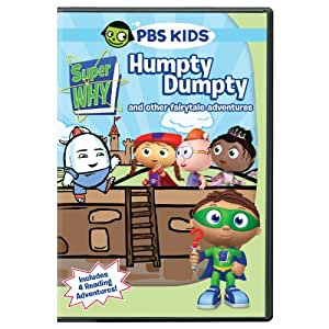 Super Why: Humpty Dumpty & Other Fairytale Adventures