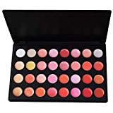 Amazing2015 32 Color Cosmetic Lip Gloss Makeup Palette Review
