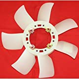fan blade toyota - Evan-Fischer EVA30972051329 Radiator Fan Blade for Toyota Previa 91-97