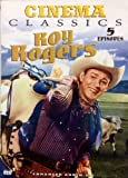 Cinema Classics: Roy Rogers; Heldorado, Roll On Texas Moon, Under Nevada Skies, West Of The Badlands, Young Bill Hickok