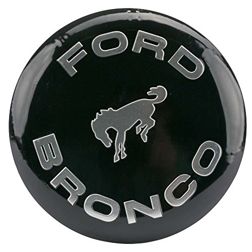 Collectible Metal Buttons - Open Road Brands Ford Bronco Embossed Metal Button