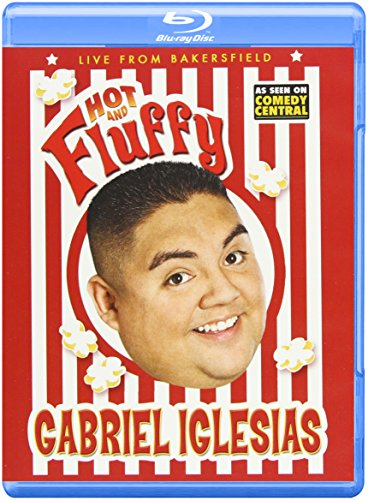 Gabriel Iglesias: Hot and Fluffy [Blu-ray]