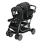 Ready2Grow Click Connect Stand & Ride Stroller - Onyx