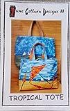 Tropical Tote Pattern by June Colburn Designs 2