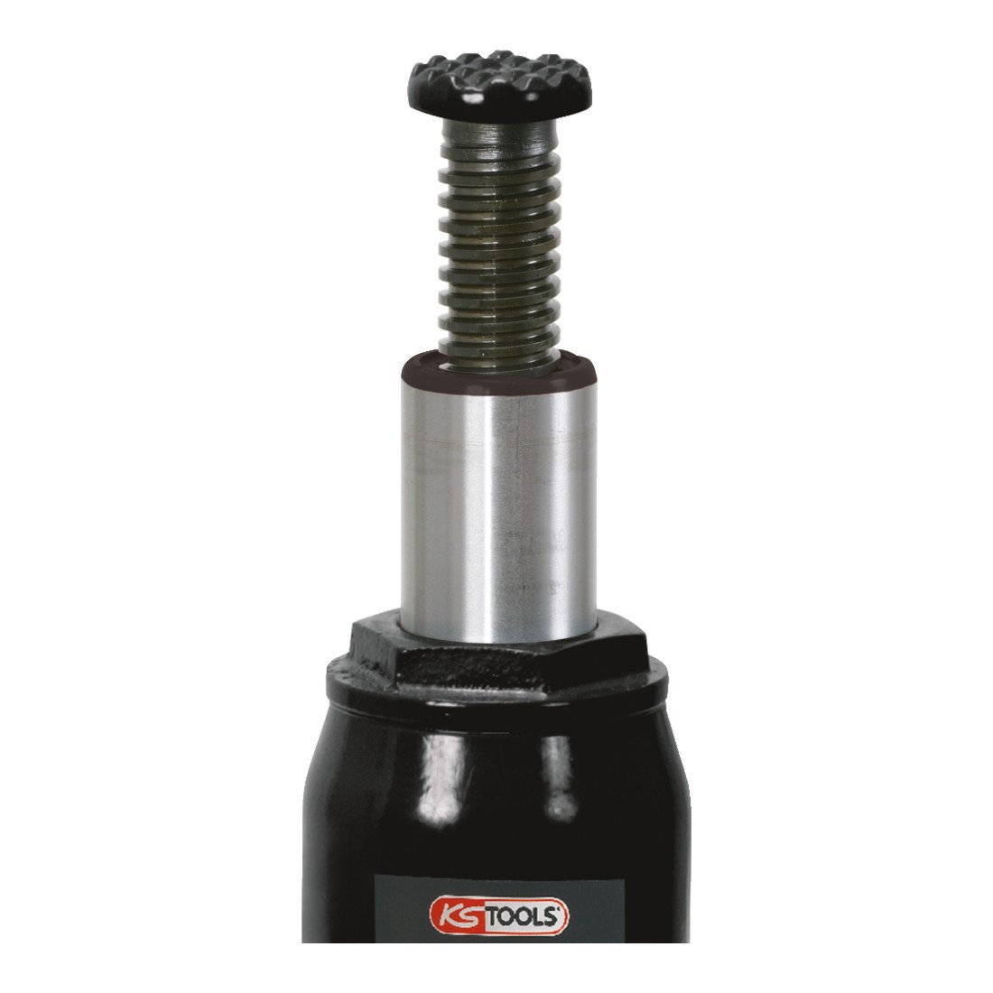 KS Tools 160.0356  Hydraulic bottle jack, 15t 4042146118245