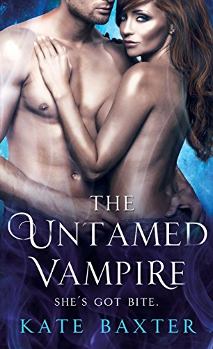 book cover of The Untamed Vampire
