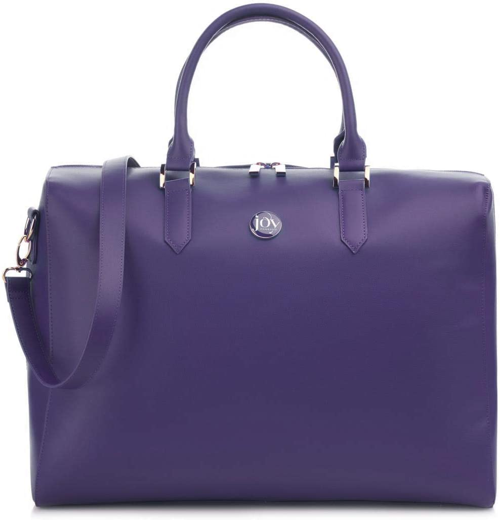 JOY ELite Couture Genuine Leather Weekender with RFID