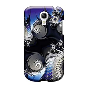 Samsung Galaxy S4 Mini VQU14847TEJL Custom Vivid 3d Graphics 01 Series Shock Absorbent Hard Phone Case -KimberleyBoyes
