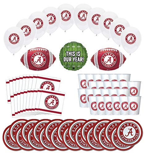 Mayflower Products Alabama Crimson Tide Football Tailgating Party