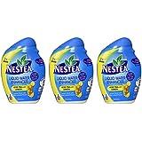 Nestea, Iced Tea, Liquid Water Enhancer, 1.76oz Container (Pick Flavor) (Pack of 3) (with Lemon Flavoring)