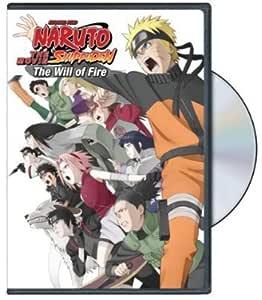 Amazon.com: Naruto Shippuden: The Movie - The Will of Fire ...