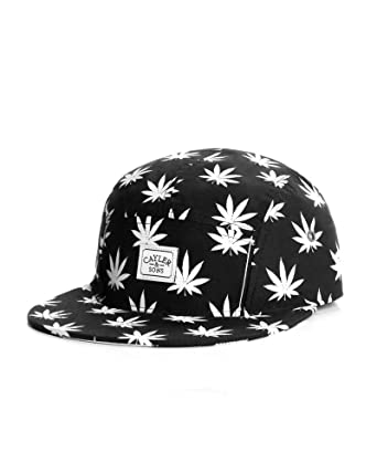 420da803e9825 Cayler   Sons - Casquette 5 panel Cayler and Sons Budz N stripes - Noir  Taille