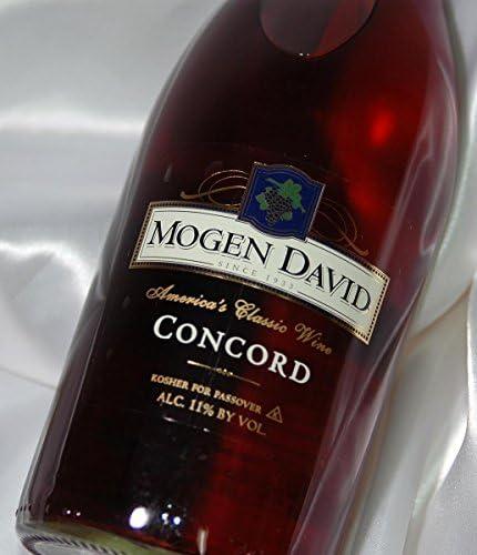 モーゲン コンコード 750ml