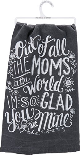 Primitives By Kathy Tea Towel - All the Mom's