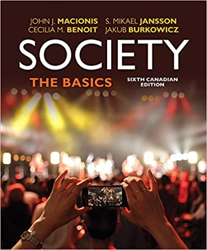 Society: The Basics, Canadian Edition