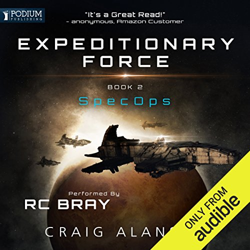 SpecOps: Expeditionary Force, Book 2 ()