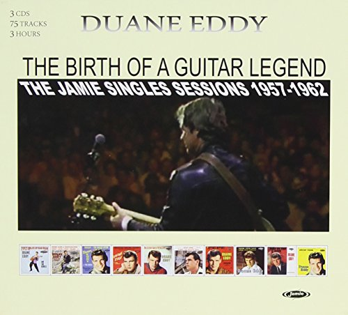Duane Eddy - originally Jamie 1104 - Zortam Music