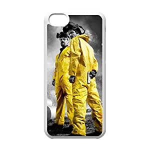 Breaking Bad Iphone 5C Cell Phone Case White SEJ6563033049100