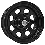 "Pro Comp Steel Wheels Series 98 Wheel with Gloss Black Finish (15x8""/5x5"")"