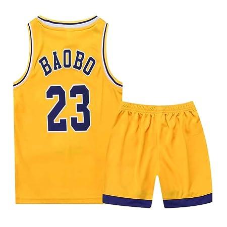 FEIF Camiseta De Baloncesto #23 Traje Baloncesto Traje ...