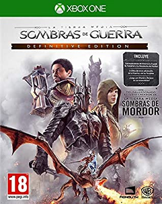 Sombras De Guerra Definitive Edition: Amazon.es: Videojuegos