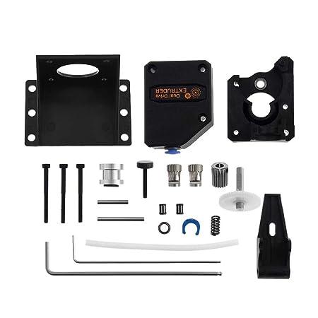 Roeam - Accesorios para Impresora 3D, extrusor de Engranaje Doble ...